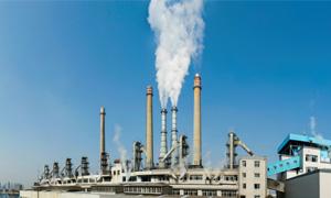 9#锅炉建成投产