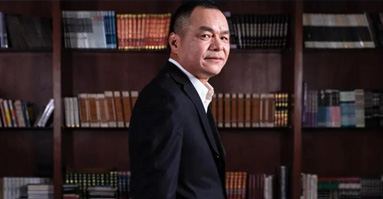 缪汉根董事长当选《财富》年度中国商人